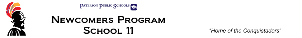 Newcomers Program  Logo
